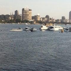Photo taken at Sheraton Cairo Hotel & Casino by Rasha M. on 2/18/2013