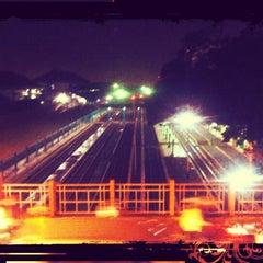 Photo taken at Stasiun Surabaya Gubeng by Sabrina M. on 12/31/2012