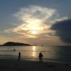 Photo taken at Patong Beach Lodge Phuket by Ivan on 2/17/2013