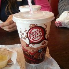 Photo taken at Burger King by Jan G. on 4/6/2013