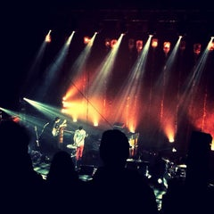 Photo taken at Riviera Theatre by Ryan D. on 10/1/2012