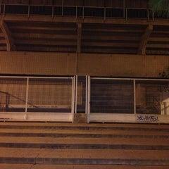 Photo taken at Estadio Municipal Castalia by Sergio M. on 1/19/2013
