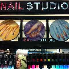Photo taken at Sephora by Sally K. on 1/18/2013