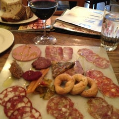Photo taken at Higgins Restaurant & Bar by Wine R. on 3/4/2013