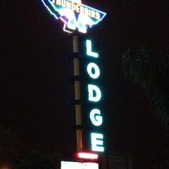 Photo taken at Thunderbird Lodge by Elliot M. on 11/16/2013