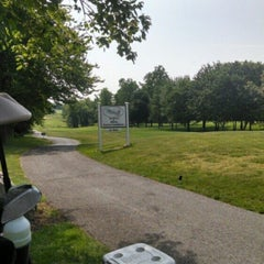 Photo taken at The Timbers at Troy Golf Course by Eric L. on 6/3/2014