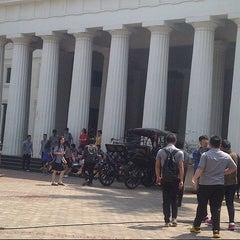 Photo taken at Museum Seni Rupa dan Keramik by evita f. on 9/16/2014