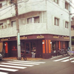 Photo taken at Rue De Passy (リュードパッシー) by exotic_manifold on 6/23/2013