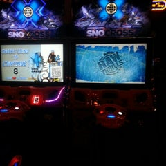 Photo taken at Dave & Buster's by Samuel C. on 12/20/2012
