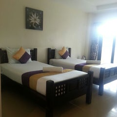 Photo taken at Baan Andaman Krabi Bed And Breakfast by Shadowdar N. on 5/11/2014