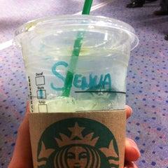 Photo taken at Starbucks by Chansoo K. on 3/22/2013