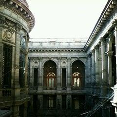 Photo taken at Museo Nacional de Arte (MUNAL) by Maleny V. on 12/19/2012