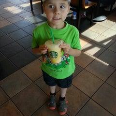 Photo taken at Starbucks by Monique R. on 4/23/2014