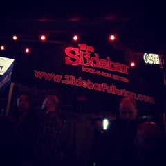 Photo taken at The Slidebar Rock-N-Roll Kitchen by Dan N. on 1/25/2013