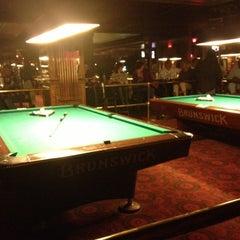 Photo taken at Amsterdam Billiards & Bar by Glen M. on 10/21/2012