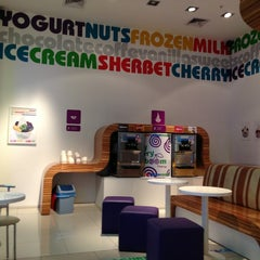 Photo taken at Frozen yogurt Berry Berry Boom by Vitalina G. on 1/22/2013