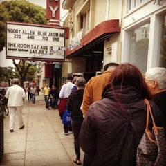 Photo taken at Clay Theatre by Katie S. on 8/6/2013