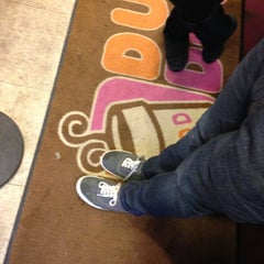 Photo taken at Dunkin' Donuts by Nick O. on 1/6/2013