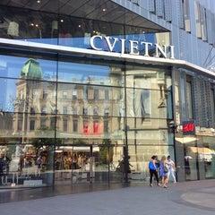 Photo taken at H&M by Zeynep S. on 8/9/2014