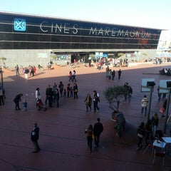 Photo taken at Cinesa Maremagnum by José I. R. on 3/31/2013