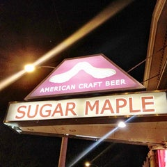 Photo taken at Sugar Maple by eric i. on 1/19/2013