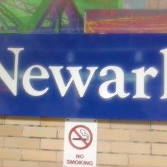 Photo taken at Newark PATH Station by Christian J. on 1/3/2013