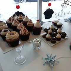 Photo taken at Sweets Bakeshop by Rikki S. on 2/2/2013