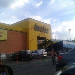 Photo taken at Éxito Envigado by Felipe M. on 12/22/2012