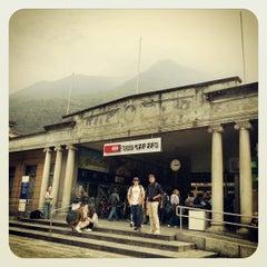 Photo taken at Bellinzona FFS by Paco S. on 10/12/2012