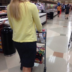 Photo taken at Kroger by michelle on 9/24/2013