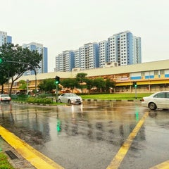 Photo taken at Old Airport Road Market & Food Centre by Nathan C. on 2/8/2013