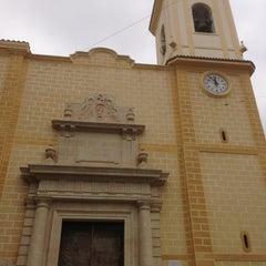 Photo taken at Parroquia de San Vicente Ferrer by Gustavo L. on 5/11/2013