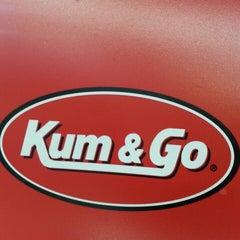 Photo taken at Kum & Go by Daniel D. on 9/23/2013