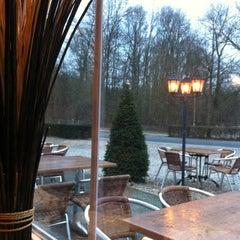 Photo taken at Restaurant St. Elisabeth's Hof by Elle V. on 3/23/2013