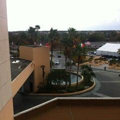Photo taken at Buena Vista Palace by Cal B. on 2/13/2013