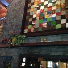 Photo taken at Village Tavern by Beth D. on 5/12/2013