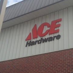 Photo taken at Bates Ace Hardware by Beth D. on 9/18/2013