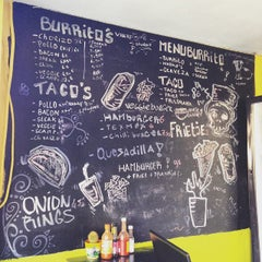 Photo taken at Wrap Up Burritobar by Frans L. on 6/10/2015