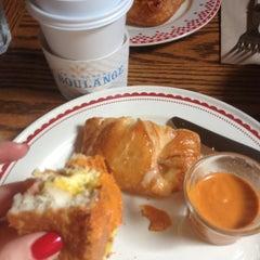 Photo taken at La Boulangerie de San Francisco by Diana Q. on 2/16/2013