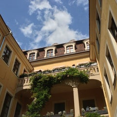 Das Foto wurde bei The Westin Bellevue Dresden von Martin S. am 7/13/2013 aufgenommen