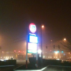 Photo taken at 76 Gas Station by Matthew R. on 1/22/2013