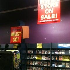 Photo taken at Blockbuster by Matthew R. on 2/24/2013