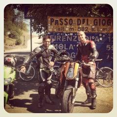 Photo taken at Passo de Il Giogo by Roberto C. on 8/22/2013