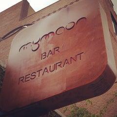 Photo taken at MyMoon Restaurant by Zach Peak P. on 5/7/2013