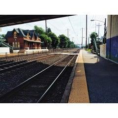 Photo taken at Amtrak/SEPTA: Newark Station by Olivia A. on 6/22/2014