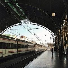 Photo taken at Estació del Nord by Jordi A. on 7/20/2013