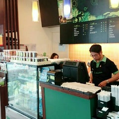 Photo taken at Café Amazon (คาเฟ่ อเมซอน) by Panupong S. on 6/23/2015