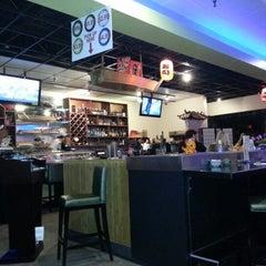 Photo taken at Sushi Japan by Curtis S. on 12/24/2012