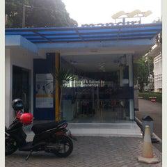 Photo taken at Bank Mandiri by Yopie S. on 11/10/2013