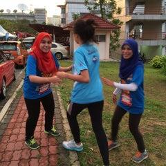 Photo taken at Balai Bomba Dan Penyelamat Cyberjaya by mellissa on 9/19/2015